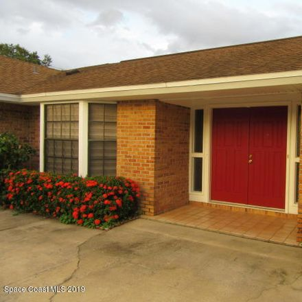 Rent this 3 bed apartment on Peacock Ave NE in Palm Bay, FL