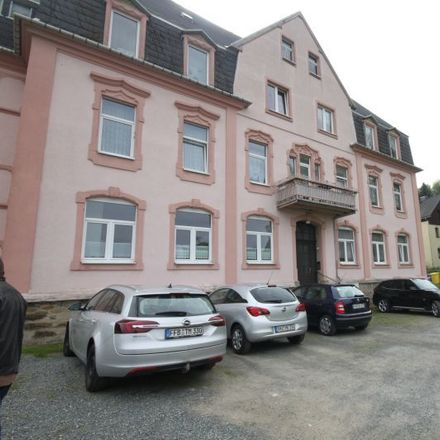 Rent this 1 bed apartment on Karlsbader Straße 5 in 09465 Sehmatal, Germany