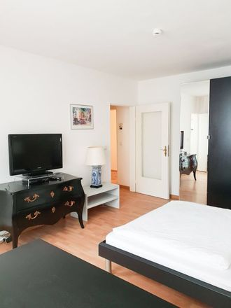 Rent this 1 bed apartment on Wielandstraße 33 in 60318 Frankfurt, Germany