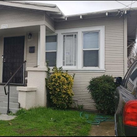 Rent this 2 bed house on 2738 79th Avenue in Oakland, CA