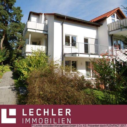 Rent this 4 bed apartment on Im Finkenschlag 17 in 70563 Stuttgart, Germany