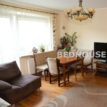 Rent this 3 bed apartment on Polinezyjska 1 in 02-777 Warsaw, Poland