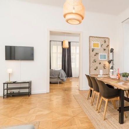 Rent this 4 bed apartment on PoPoLiNi in Otto-Bauer-Gasse 17, 1060 Vienna