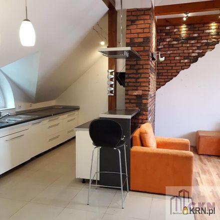 Rent this 3 bed apartment on Komuny Paryskiej 42 in 30-389 Krakow, Poland