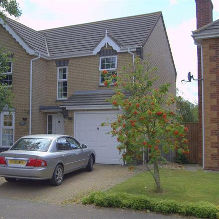 Rent this 4 bed house on Sorrel Drive in Spalding PE11 3GN, United Kingdom
