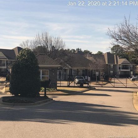 Rent this 3 bed condo on 811 Astron Lane in Fayetteville, NC 28304
