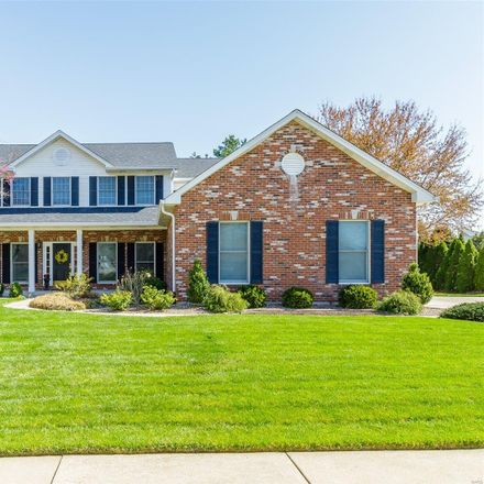 Rent this 4 bed house on Charles Dr in Saint Charles, MO