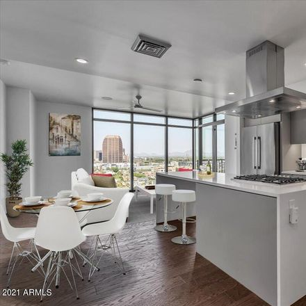 Rent this 1 bed apartment on West Portland Street in Phoenix, AZ 85003