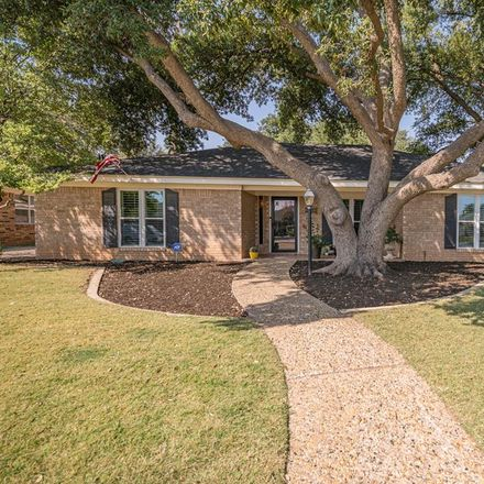 Rent this 4 bed house on 2402 Culpeper Drive in Midland, TX 79705