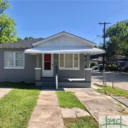 Rent this 3 bed house on Cornwall Street in Savannah, GA 31415
