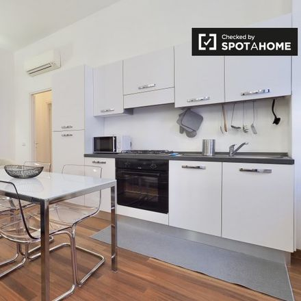 Rent this 1 bed apartment on Via Gaudenzio Ferrari in 2, 20123 Milan Milan