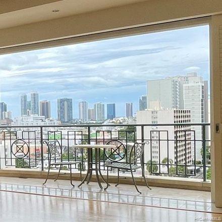 Rent this 2 bed condo on S Beretania St in Honolulu, HI