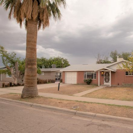 Rent this 3 bed apartment on 1220 Prairie Drive in El Paso, TX 79925