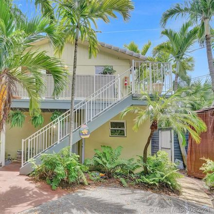 Rent this 1 bed apartment on 749 Northeast 16th Avenue in Fort Lauderdale, FL 33304