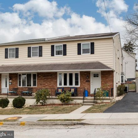 Rent this 3 bed house on Paradise Street in Phoenixville, PA 19460