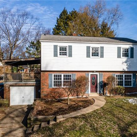 Rent this 3 bed house on 152 Leslie Road in Monroeville, PA 15146