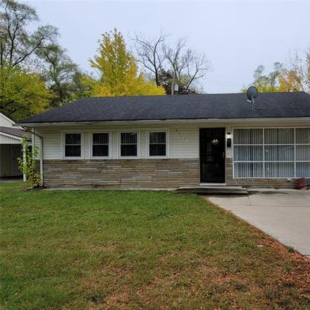 Rent this 3 bed house on 10731 Saratoga Street in Oak Park, MI 48237