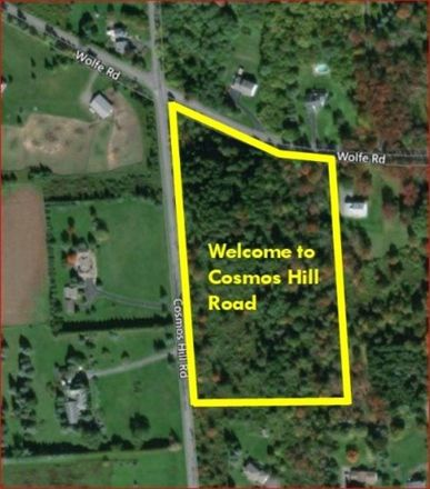 Rent this 0 bed apartment on Cosmos Hill Road in Cortland West, NY 13045