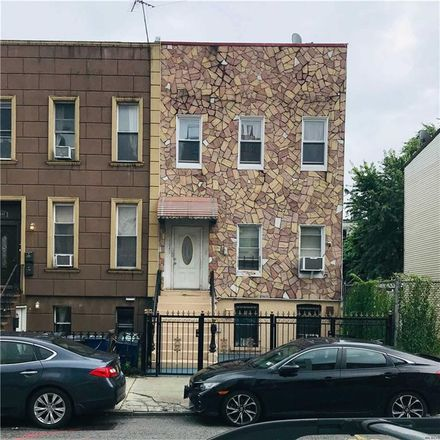 Rent this 4 bed townhouse on 1042 Halsey Street in New York, NY 11207