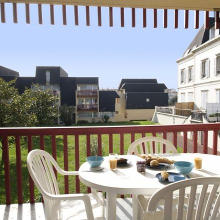 Rent this 2 bed apartment on Biarritz in NEW AQUITAINE, FR