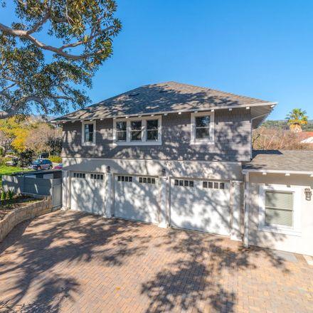 Rent this 1 bed apartment on 1630 Santa Barbara Street in Santa Barbara, CA 93101