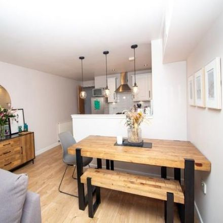 Rent this 1 bed apartment on 13 New Mart Square in City of Edinburgh EH14 1TJ, United Kingdom