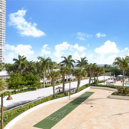 Rent this 2 bed condo on 2000 South Ocean Drive in Fort Lauderdale, FL 33316