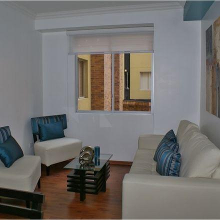 Rent this 1 bed apartment on Quito in Iñaquito, PICHINCHA