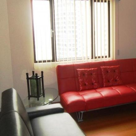 Rent this 1 bed condo on One Lafayette in Eastwood Avenue, Quezon City