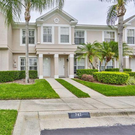 Rent this 2 bed townhouse on 742 Kensington Lake Circle in Brandon, FL 33511