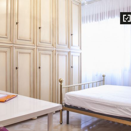 Rent this 3 bed apartment on Palestra Roma Vitality Sport in Via Columella, 80