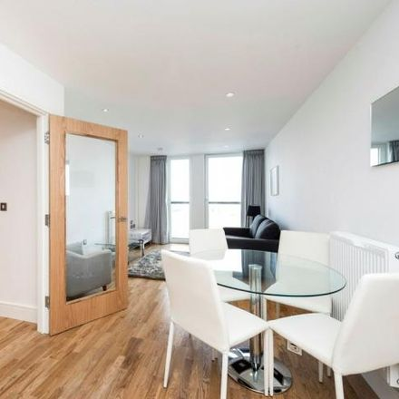Rent this 1 bed apartment on Canary View in 23 Dowells Street, London SE10 9EB