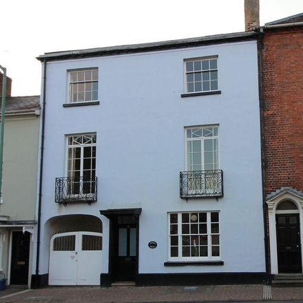 Rent this 4 bed house on St James' Street in Monmouth NP25, United Kingdom