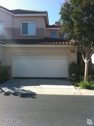 Rent this 3 bed townhouse on 4520 Calle Argolla in Camarillo, CA 93012