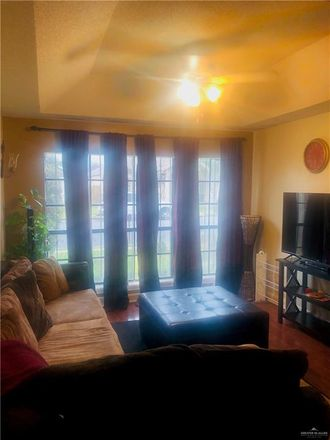 Rent this 3 bed townhouse on 108 East Maple Avenue in McAllen, TX 78501