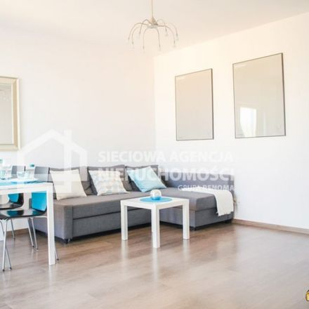 Rent this 3 bed apartment on Morska in 81-064 Gdynia, Poland