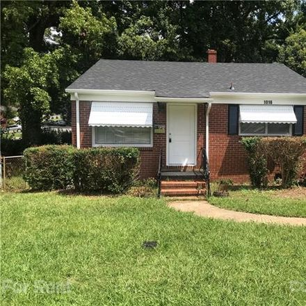 Rent this 3 bed house on 1016 Moretz Avenue in Charlotte, NC 28206