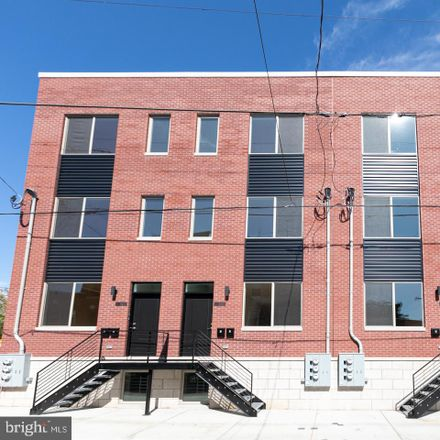 Rent this 3 bed apartment on West Norris Street in Philadelphia, PA 19121