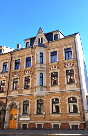 Rent this 3 bed apartment on Falkenstein/Vogtland in SAXONY, DE