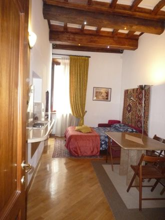 Rent this 1 bed apartment on Santa Maria d'Itria in Via del Tritone, 00187 Rome RM