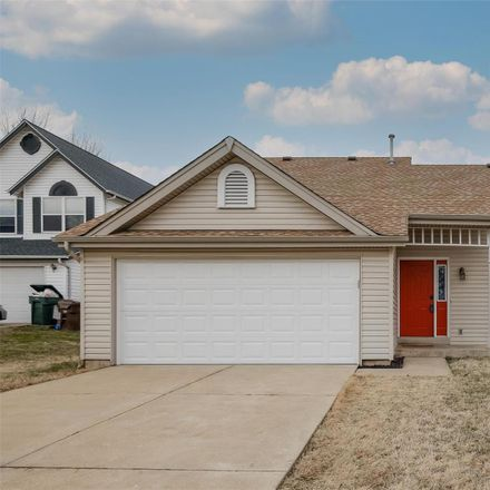 Rent this 3 bed house on 101 Serene Meadows Court in Cottleville, MO 63304
