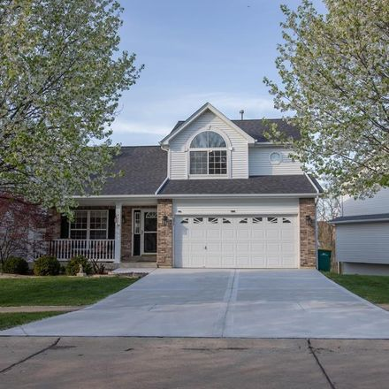 Rent this 4 bed loft on 425 Winter Bluff Dr in Fenton, MO