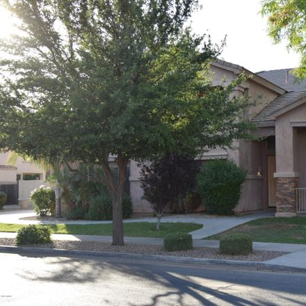 Rent this 4 bed house on 18642 East Purple Sage Drive in Queen Creek, AZ 85142