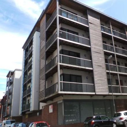 Rent this 2 bed apartment on Tabley Street in Liverpool L1 8DS, United Kingdom