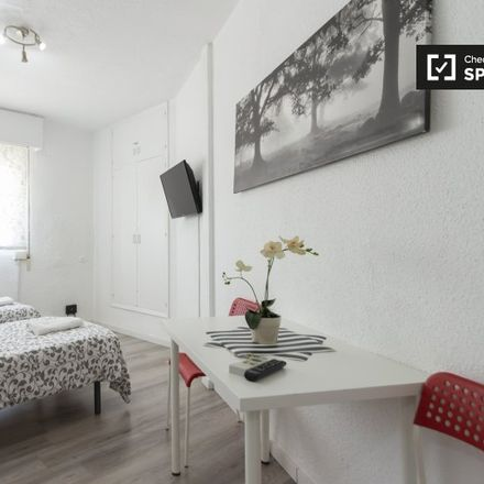 Rent this 0 bed apartment on Casa de México in Calle de Alberto Aguilera, 28001 Madrid