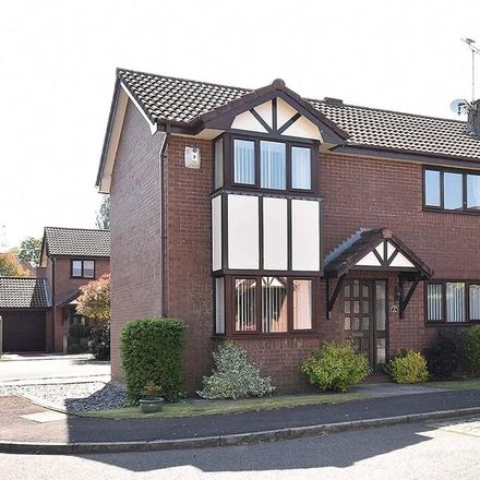 Rent this 3 bed house on 27 The Orchards in Cheshire East WA16 0LS, United Kingdom