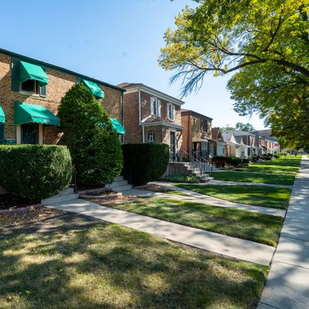 Rent this 2 bed townhouse on 8001-8003 South Artesian Avenue in Chicago, IL 60652
