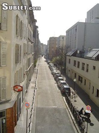 Rent this 1 bed apartment on 54 Rue Maurice Ripoche in 75014 Paris, France