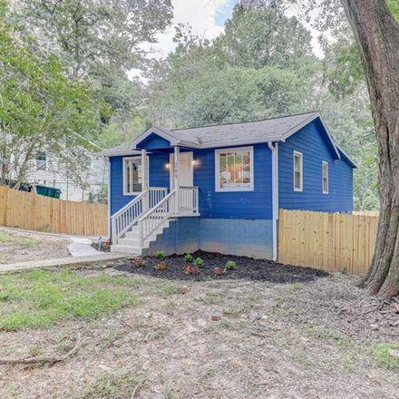 Rent this 3 bed house on 269 Sewanee Avenue Northwest in Atlanta, GA 30314