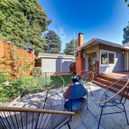 Rent this 3 bed house on 10 Pine Terrace in Tiburon, CA 94920